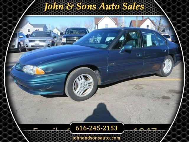 1997 Pontiac Bonneville SSE