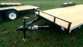 2014 H&H Utility Tandem Axle