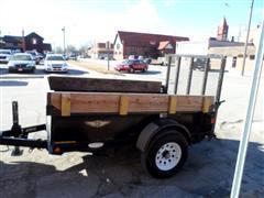 2007 H&H Dump Box