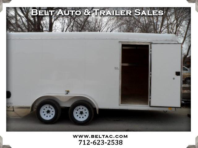 2017 H&H Cargo TCA 7x16x72 RT VN RD TW