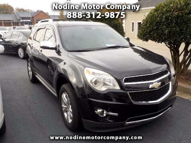 2011 Chevrolet Equinox LTZ Pkg, Leather heated Seats, Power Lift Gate, Lo