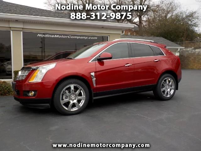 2012 Cadillac SRX FWD 4dr Premium Collection