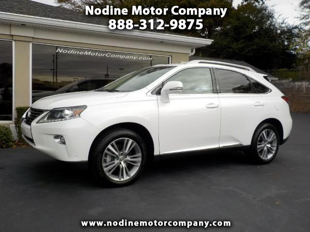 2015 Lexus RX 350 Navigation,Prem Plus, Heat & Cool Seats,Blind spot