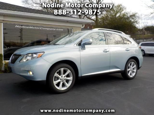 2012 Lexus RX 350 AWD, Navagation System, Heat & Cool Seats