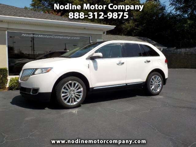 2012 Lincoln MKX FWD, Premium Package, Navigation, Heat & Cool Seat