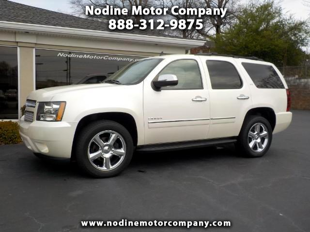 2012 Chevrolet Tahoe 4X4, LTZ, Navigation, DVD, Heat & Cool Seats, Blin