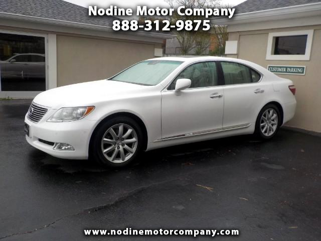 2008 Lexus LS 460 Luxury Sedan, Navigation, Mark Levinson Premium So