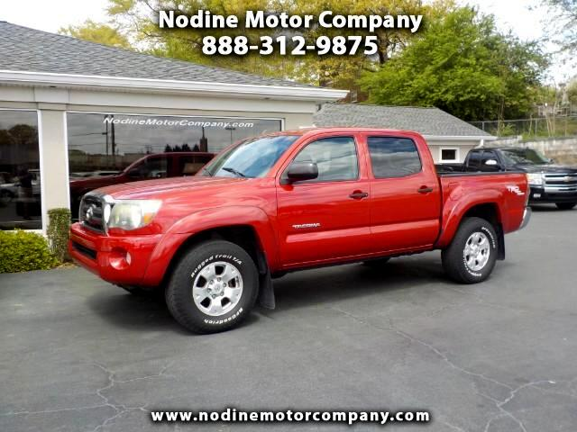 2010 Toyota Tacoma 4x4,TRD Off Road Package Double Cab