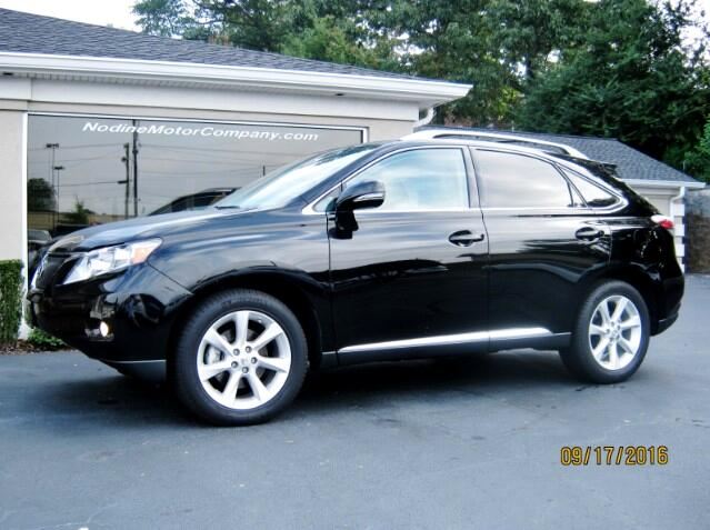 2011 Lexus RX 350 FWD Premium Plus Package Navigation