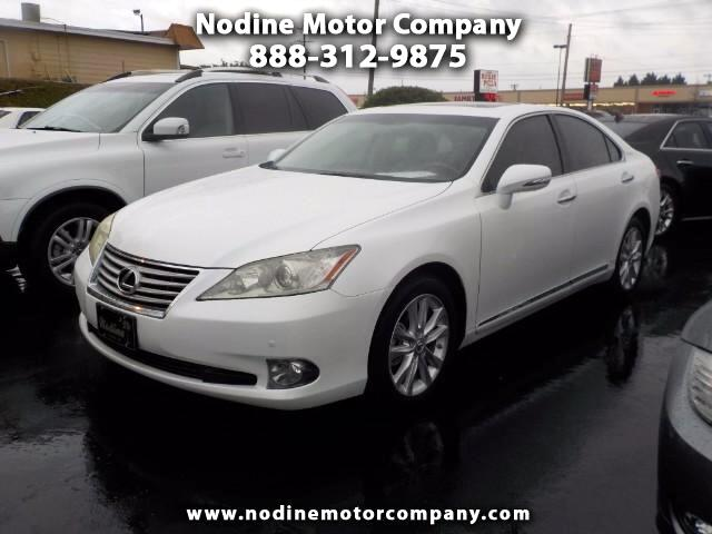 2011 Lexus ES 350 Premium Plus w Navigation Package