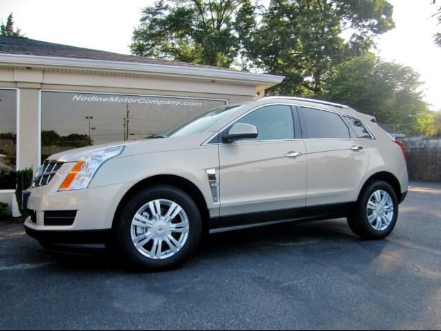 2012 Cadillac SRX Luxury Trim w Navagation Sys