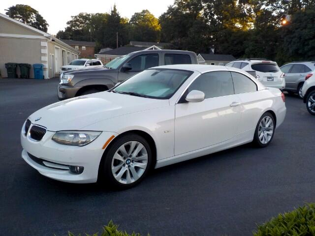 2011 BMW 3-Series 328 I Convertible w Navigation System