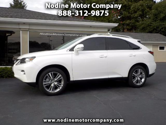 2015 Lexus RX 350 Navigation ,Prem Pkg, Heat & Cool Seats, Blind Spo