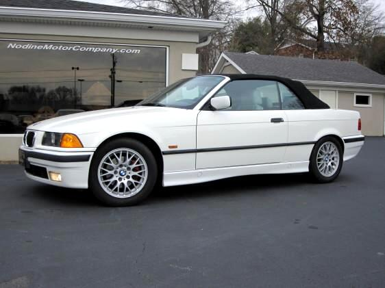 Used 1998 Bmw 3 Series Sold In Greenville Spartanburg Sc