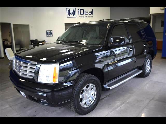2005 Cadillac Escalade AWD
