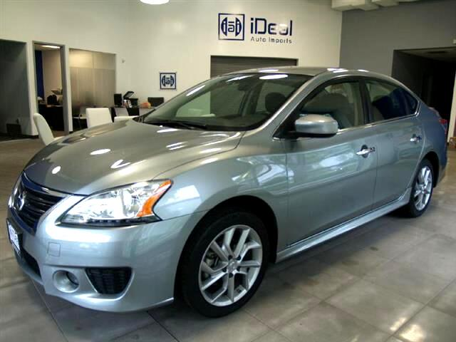 2014 Nissan Sentra SR BLUETOOTH MP3 AUX XM RADIO