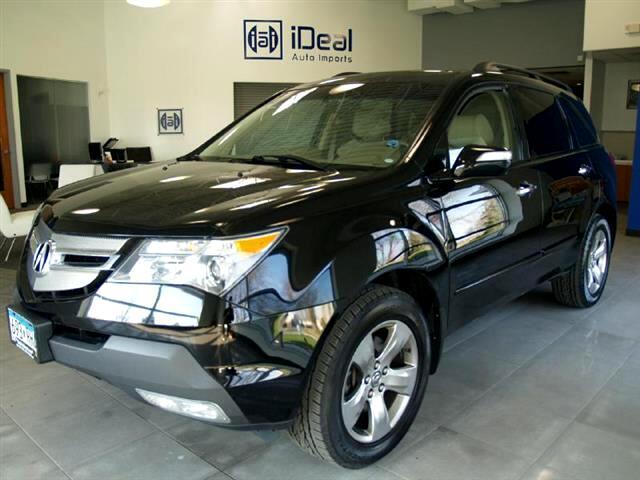 2007 Acura MDX SPORT NAVIGATION BACKUP CAMERA