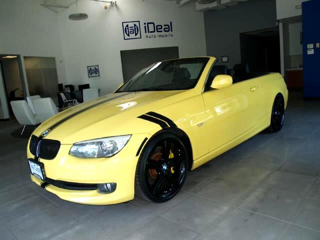 2011 BMW 335i HEATED SEATS 19'' WHEELS