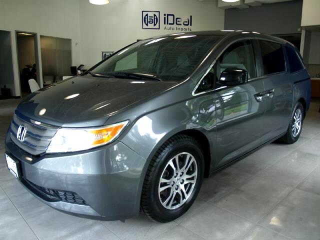 2012 Honda Odyssey EXL BACKUP CAM NAVIGATION AUX