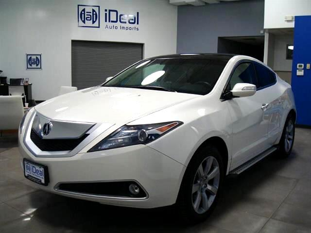 2011 Acura ZDX TECH PKGE NAVIGATION PANORAMA