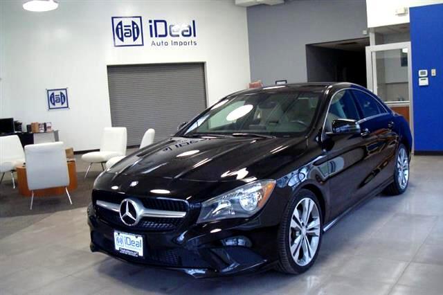 2014 Mercedes-Benz CLA-Class NAVI BACKUP CAM BLIND SPOT