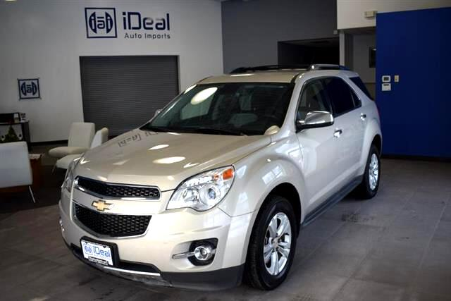 2012 Chevrolet Equinox LTZ LEATHER BACKUP CAMERA