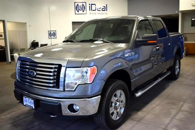 used 2011 ford f 150 xlt supercrew 6 5 ft bed 4wd for sale in eden prairie mn 55344 ideal auto. Black Bedroom Furniture Sets. Home Design Ideas