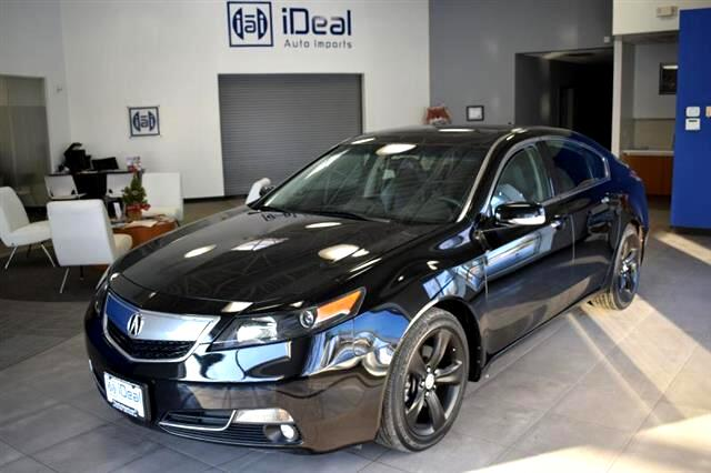 2013 Acura TL AWD SUNROOF HEATED SEATS