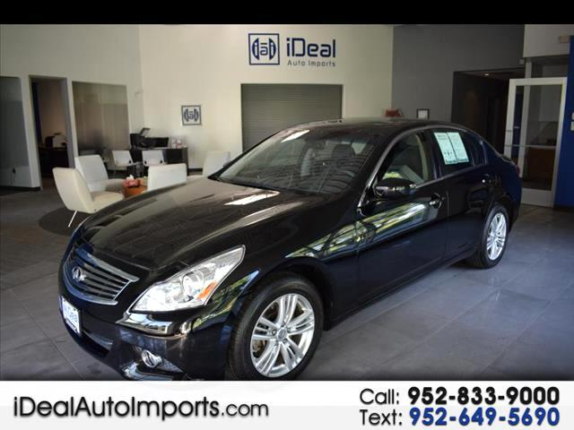 2013 Infiniti G Sedan BACKUP CAMERA BLUETOOTH HID