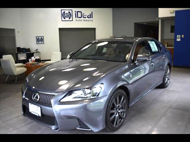 2013 Lexus GS 350 F SPORT BLIND SPOT MONITOR NAVIGATION