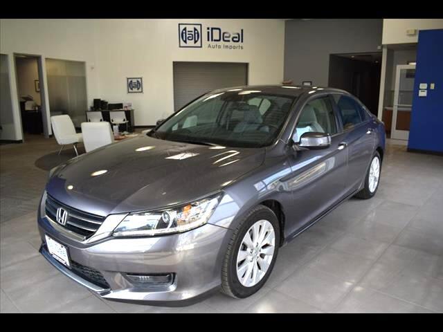 2014 Honda Accord EXL LANE DEPARTURE NAVIGATION