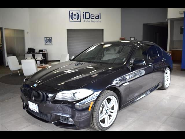 2013 BMW 535i M SPORT PKG NAVIGATION BACKUP