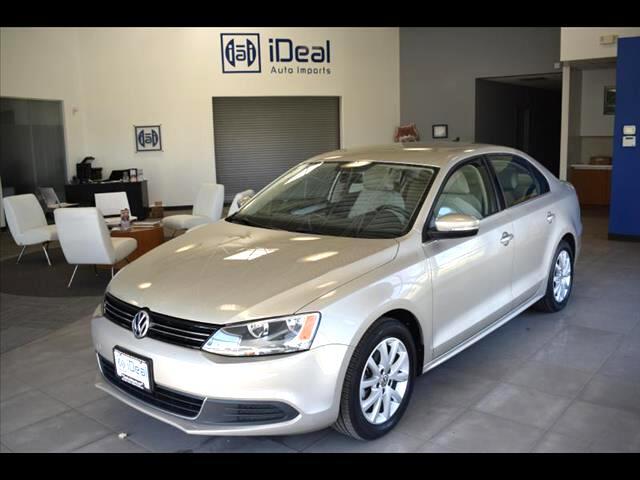 2014 Volkswagen Jetta SE HEATED LEATHER BLUETOOTH