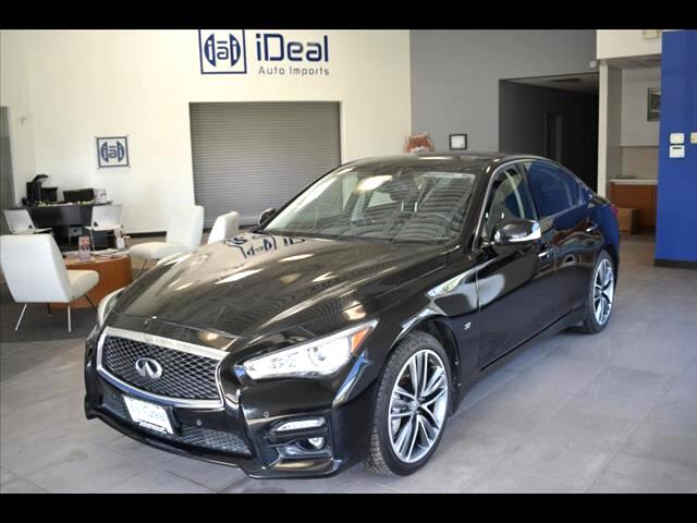 2014 Infiniti Q50 SPORT AWD TECHNOLOGY DELUXE PACKAGE