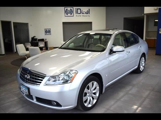 2007 Infiniti M35 AWD NAVIGATION TECHNOLOGY PKG