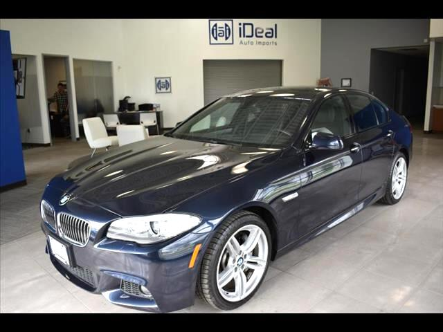 2013 BMW 535i xDrive M SPORT TECHNOLOGY PREMIUM PKG