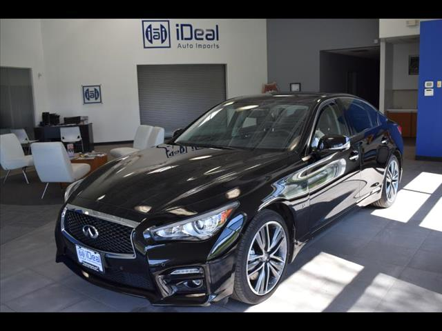 2014 Infiniti Q50 SPORT AWD NAVIGATION DELUXE TOURING