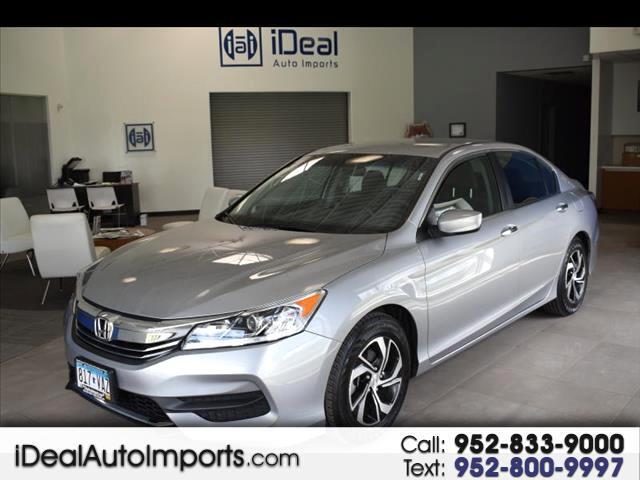 2016 Honda Accord LX BACKUP CAMERA