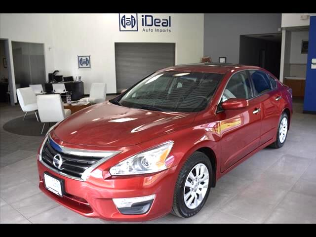 2014 Nissan Altima 2.5 S BACKUP CAMERA SUNROOF