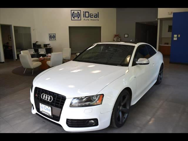 2011 Audi S5 PRESTIGE 6-SPEED MANUAL
