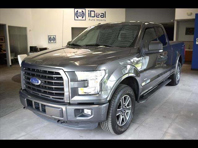 2015 Ford F-150 SuperCab XLT Sport 4WD