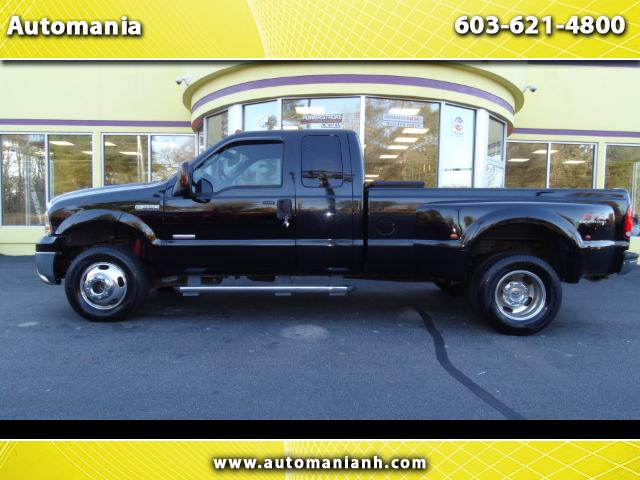 2005 Ford F-350 SD DIESEL LARIAT SUPERCAB DRW POWERSTROKE DUALLY4WD
