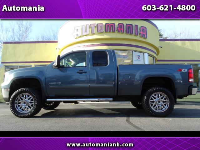 2012 GMC Sierra 2500HD DURAMAX CMC XCAB SLT CHROME 20'' WHEELS DIESEL TRU