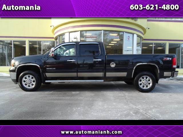 2012 GMC Sierra 2500HD DURAMAX SLE CREW 8FT BED DIESEL TRUCKS
