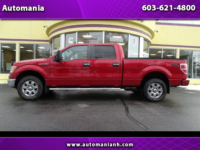 2010 Ford F-150 XLT SUPER CREW XTR 6.5 BED 4WD