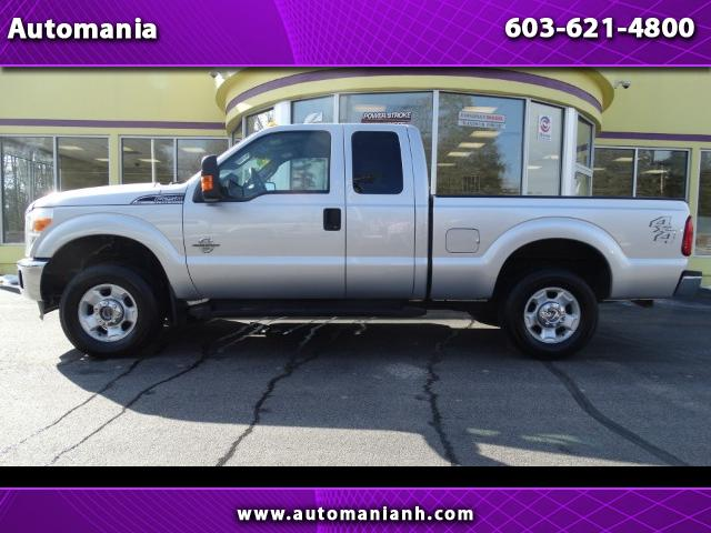 2012 Ford F-250 SD POWERSTROKE XTRA CAB 4X4 DIESEL TRUCKS