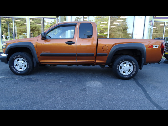 2004 Chevrolet Colorado Z85 Ext. Cab 4WD