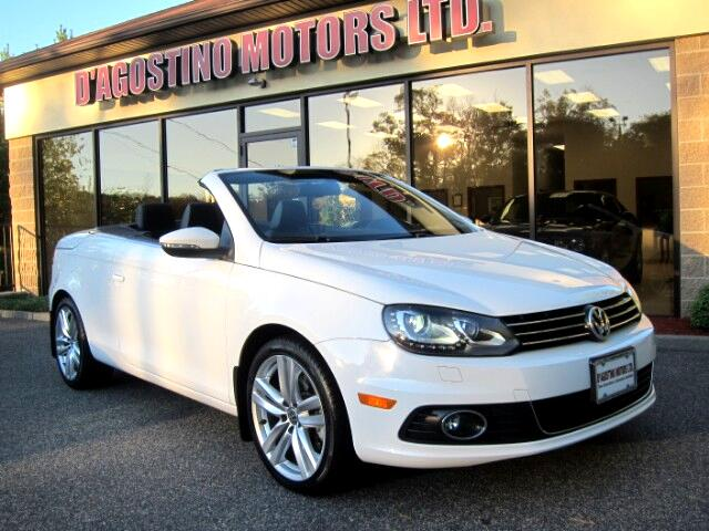2012 Volkswagen Eos Executive