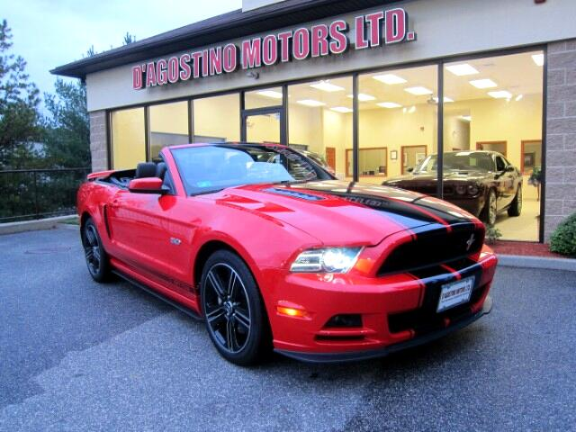 2014 Ford Mustang GT Premium Covertible California Special