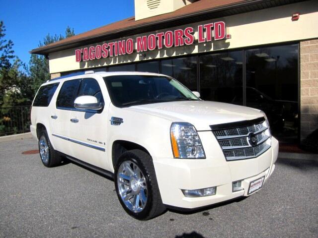 2008 Cadillac Escalade ESV Platinum 4WD